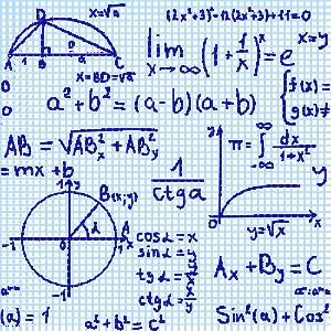 Mathematics Equation, Slider Image 2, Department of Mathematics, QAU