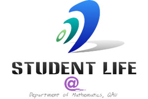 Student Life at Department of Mathematics QAU