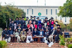Student Life at Department of Mathematics, QAU-6