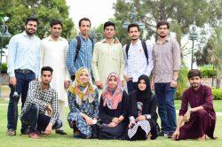 Student Life at Department of Mathematics, QAU-8